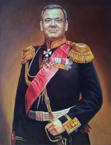 Где заказать портрет маслом в Одессе?