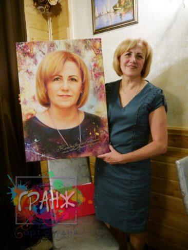 Портрет на заказ Одесса