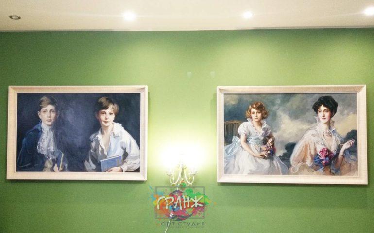 Репродукции картин купить Одесса