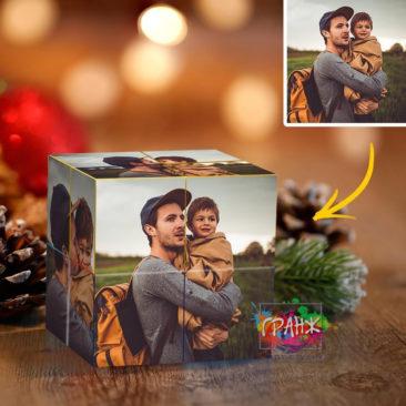 Фотокубик трансформер, купить в подарок Одесса